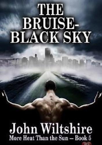 Okładka książki The Bruise-Black Sky
