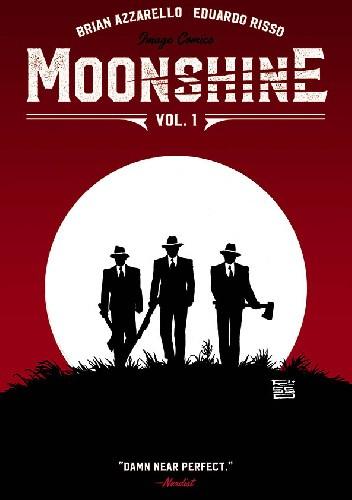 Okładka książki Moonshine vol.1