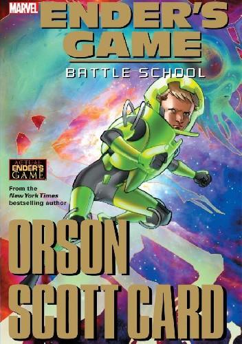 Okładka książki Ender's Game: Battle School