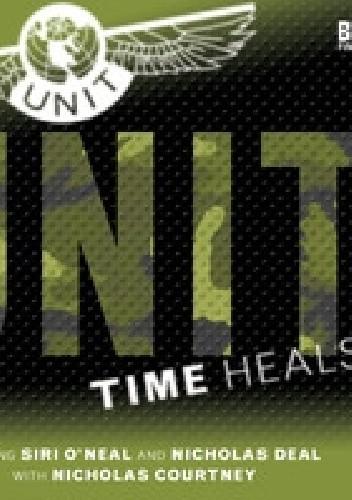 Okładka książki UNIT: Time Heals