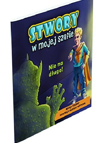 Okładka książki Stwory w mojej szafie