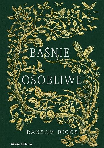 Okładka książki Baśnie osobliwe
