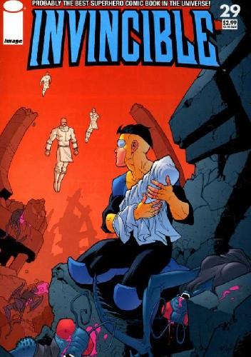 Okładka książki Invincible #29
