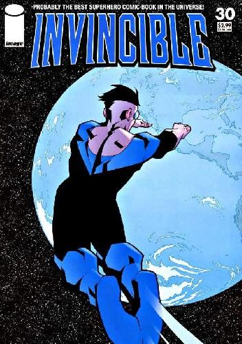 Okładka książki Invincible #30