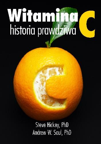 Okładka książki Witamina C historia prawdziwa