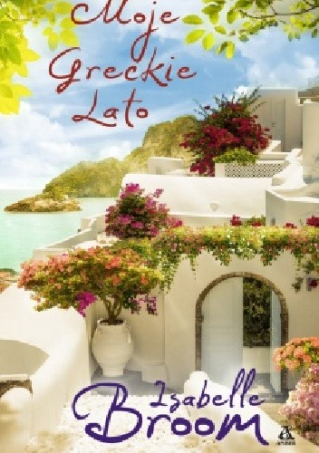Okładka książki Moje greckie lato