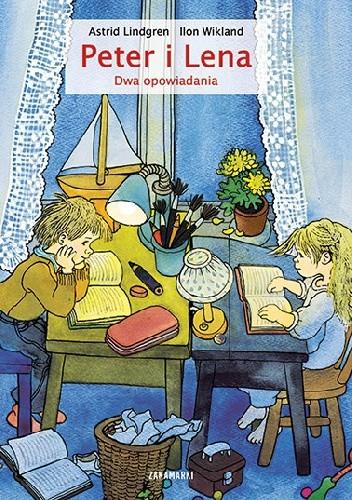 Okładka książki Peter i Lena. Dwa opowiadania