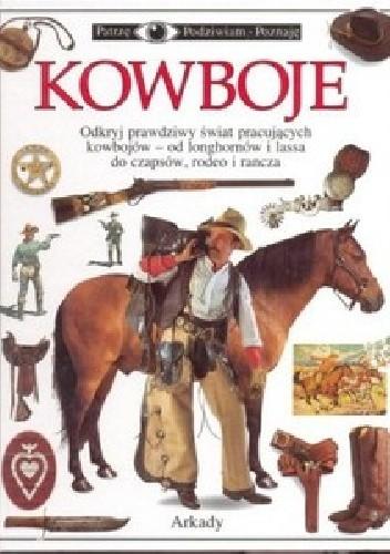Okładka książki Kowboje