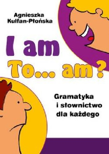 Okładka książki I am to... am?