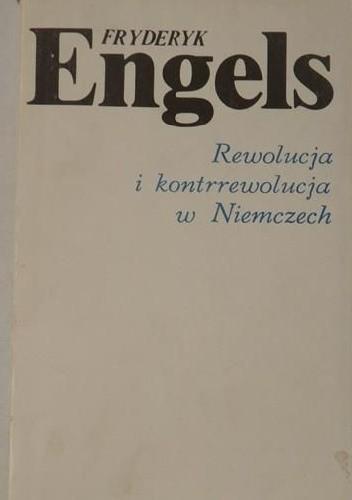 Okładka książki Rewolucja i kontrrewolucja w Niemczech