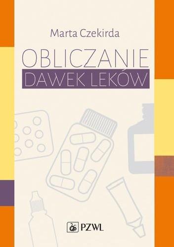 Okładka książki Obliczanie dawek leków