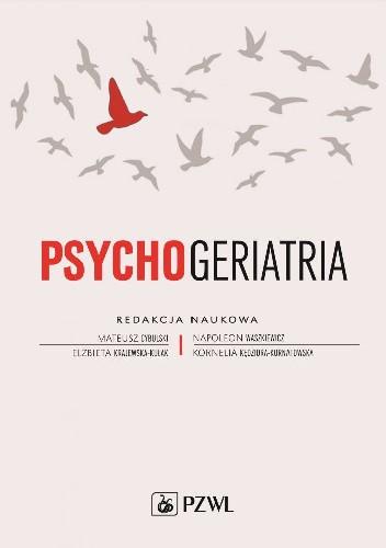 Okładka książki Psychogeriatria