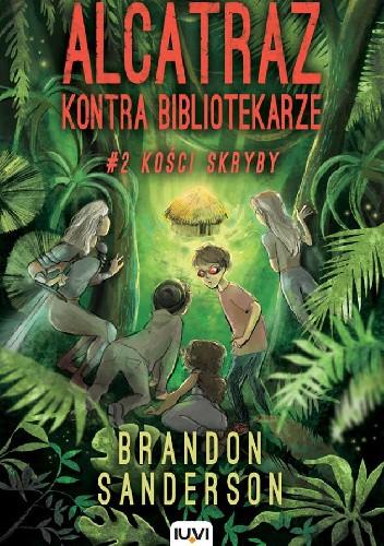 Okładka książki Kości skryby