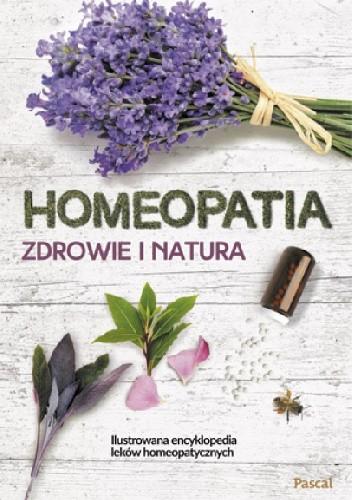 Okładka książki Homeopatia. Zdrowie i natura