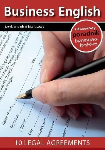 Okładka książki 10 legal agreements Business English