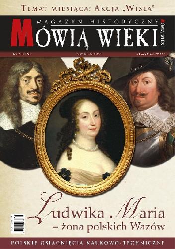 Okładka książki MÓWIĄ WIEKI nr 4/2017 (687)