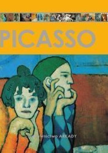 Okładka książki Picasso. Encyklopedia sztuki