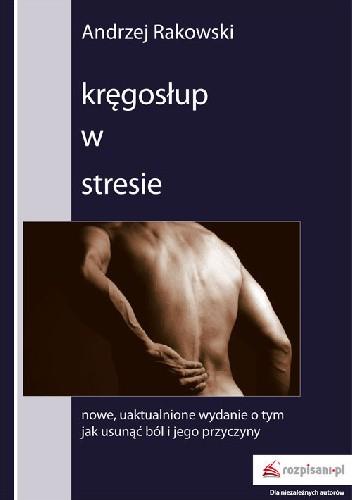 Okładka książki Kręgosłup w stresie