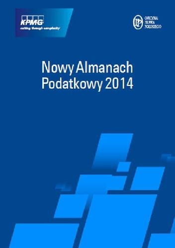 Okładka książki Nowy Almanach Podatkowy 2014