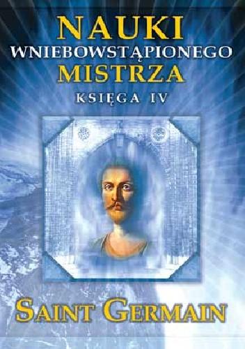 Okładka książki Nauki Wniebowstąpionego Mistrza