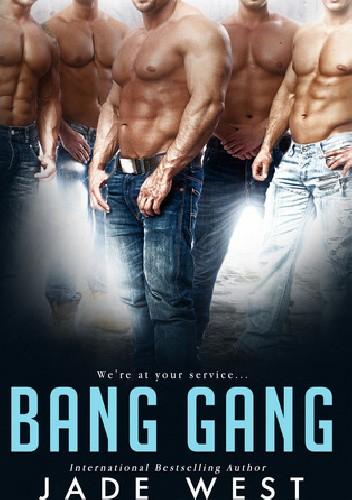 Okładka książki Bang Gang