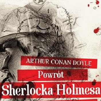 Okładka książki Powrót Sherlocka Holmesa