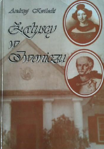 Okładka książki Załuscy w Iwoniczu