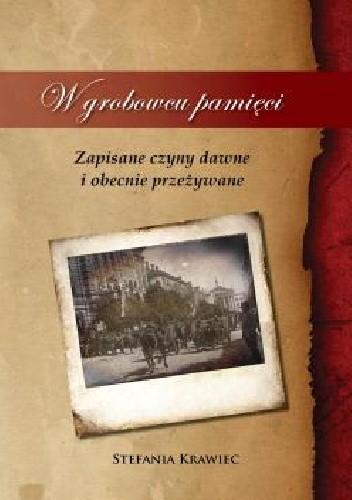 Okładka książki W grobowcu pamięci