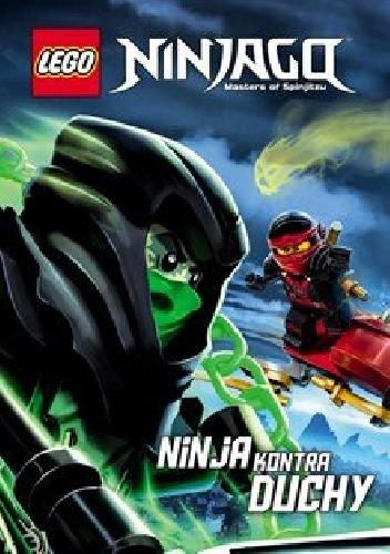 Okładka książki Ninja kontra duchy