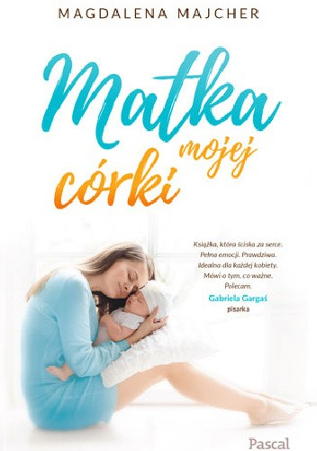 Okładka książki Matka mojej córki