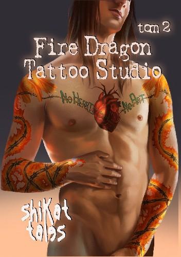 Okładka książki Fire Dragon Tattoo Studio tom 2
