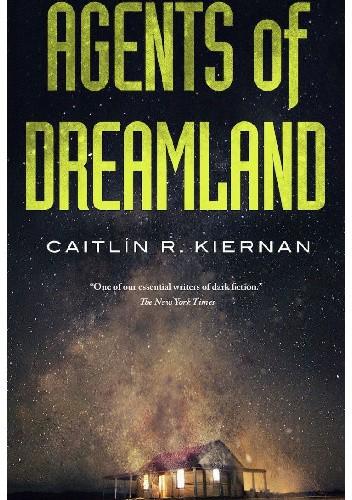Okładka książki Agents of Dreamland