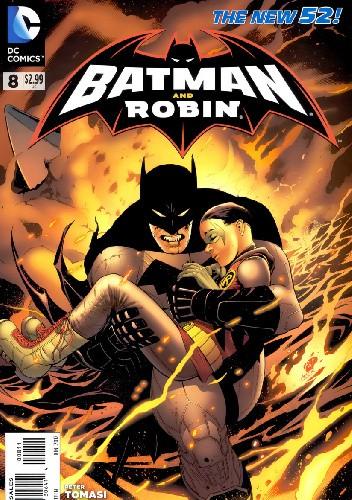 Okładka książki Batman & Robin #08