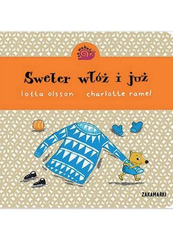 Okładka książki Sweter włóż i już