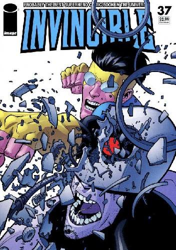 Okładka książki Invincible #37