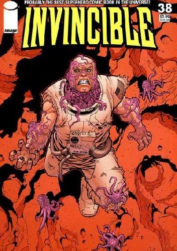 Okładka książki Invincible #38