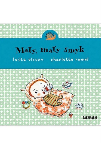 Okładka książki Mały, mały smyk