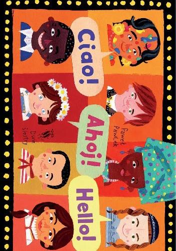 Okładka książki Ciao! Ahoj! Hello!