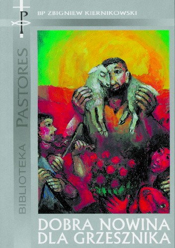 Okładka książki Dobra Nowina dla grzesznika