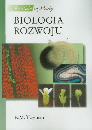 Okładka książki Biologia rozwoju