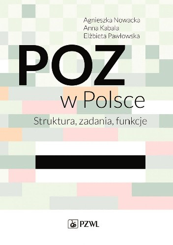 Okładka książki POZ w Polsce