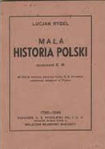 Okładka książki Mała historia Polski
