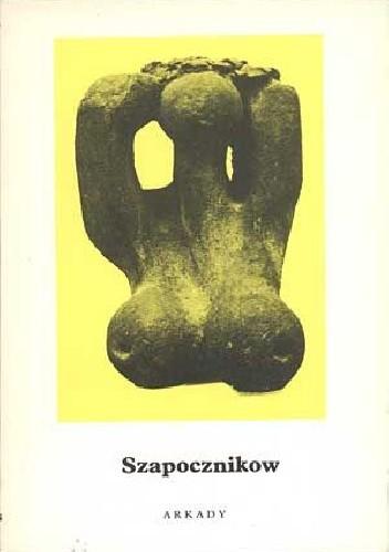 Okładka książki Alina Szapocznikow