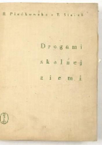 Okładka książki Drogami skalnej ziemi