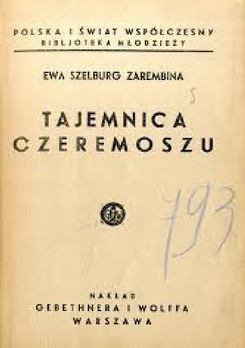 Okładka książki Tajemnica Czeremoszu