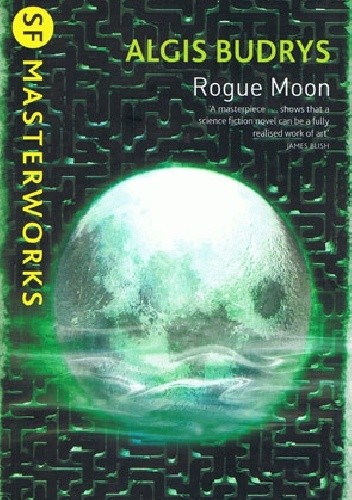 Okładka książki Rogue Moon