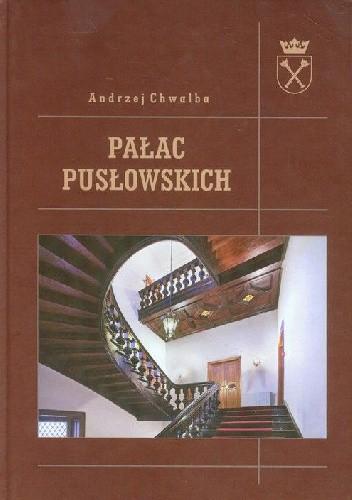Okładka książki Pałac Pusłowskich