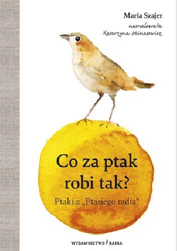 Okładka książki Co za ptak robi tak?