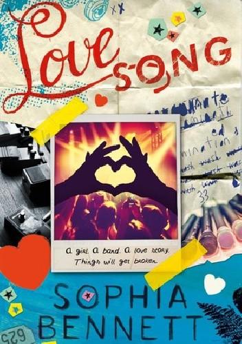 Okładka książki Love Song