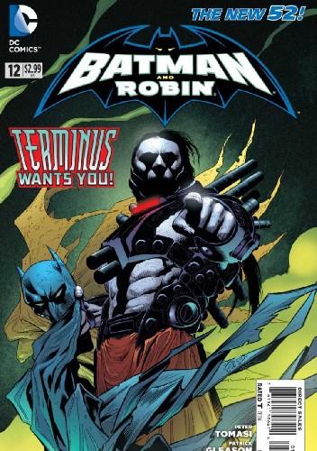 Okładka książki Batman & Robin #12